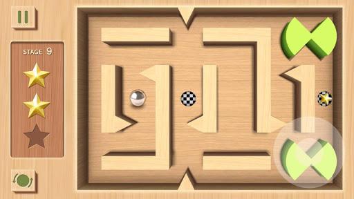 Maze Rolling Ball 3D moddedcrack screenshots 9