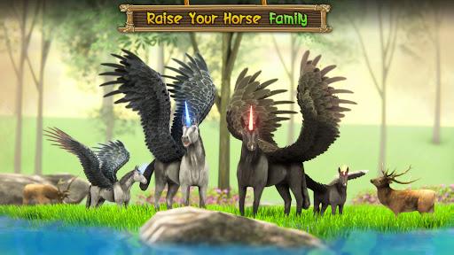 Flying Horse Simulator 2021 1.3 screenshots 1