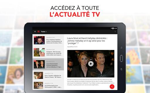 Programme TV par Tu00e9lu00e9 Loisirs : Guide TV & Actu TV apktram screenshots 18