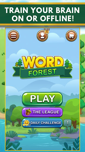 Word Forest - Free Word Games Puzzle  screenshots 5