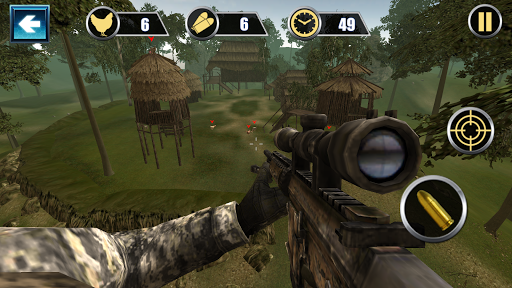 Chicken Shoot II Sniper Shooter 1.1.6 screenshots 9