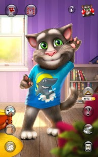 Talking Tom Cat 2 Screenshot