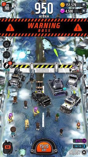 Code Triche Zombie Defense King mod apk screenshots 5