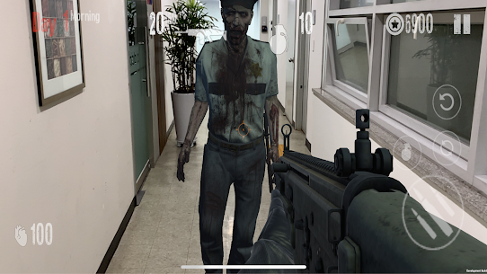 Dead Wave – AR Zombie Shooter Hack for iOS and Android 2