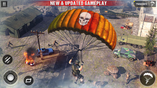 Real Commando Secret Mission - Free Shooting Games APK MOD Download 1