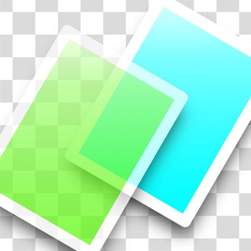 PhotoLayers~Superimpose,Eraser
