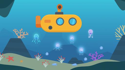 Dinosaur Aqua Adventure - Ocean Games for kids  screenshots 7