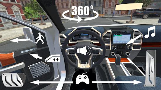 Offroad Pickup Truck Simulator 1.10 Screenshots 4