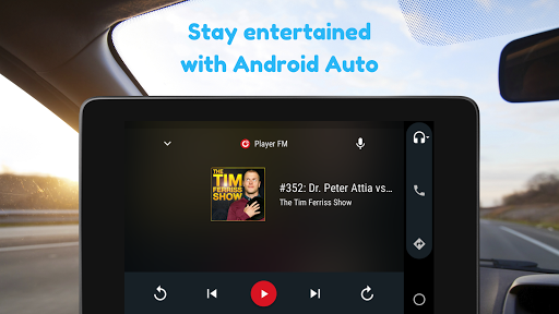 Podcast App: Free & Offline Podcasts by Player FM 4.13.0.60 Screenshots 11