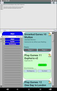 Boardspace.net screenshots 2
