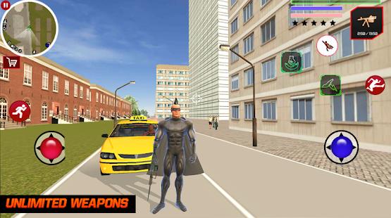 Super Hero Us Vice Town Gangstar Crime screenshots 1