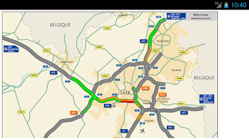 Trafic routier For PC Windows (7, 8, 10, 10X) & Mac Computer Image Number- 7