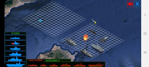 Hundir la flota - Batalla de Buques de Guerra APK MOD (Astuce) screenshots 5