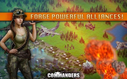 Commanders 3.0.7 screenshots 11
