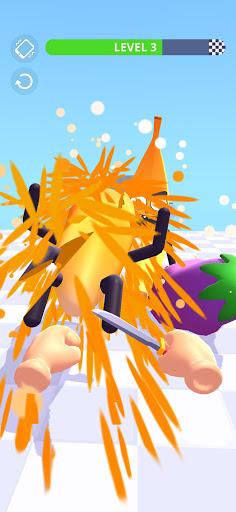 Hit Tomato 3D: Knife Throwing Master screenshots 5