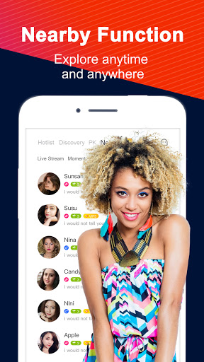 Uplive - Live Video Streaming App 5.8.0 Screenshots 6