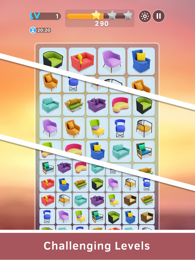 Onet 3D - Classic Link Puzzle  screenshots 10