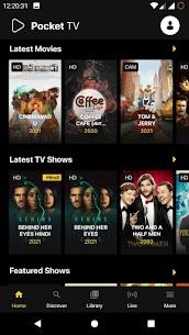 Pocket TV: Free Movies, Live TV & Web Series 3
