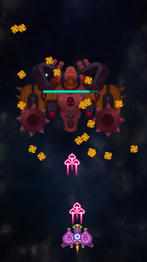 Galaxy Invaders: Alien Shooter apkpoly screenshots 3