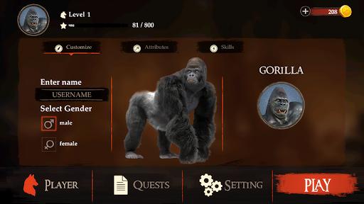 The Gorilla 1.0.7 screenshots 8