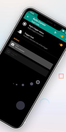 Auto Cursor | One-Hand Pointing Device  screenshots 1