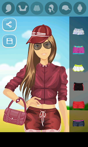Fashion Girl Sport  screenshots 4