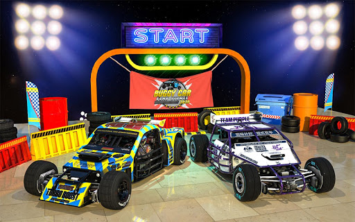 Buggy Car Ramp Stunts Racing: Car Stunt Games 2020  screenshots 8