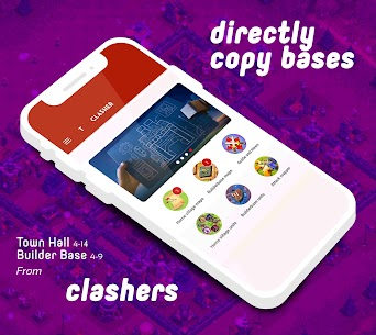 Clash Base Layouts Directly Link   T Clasher Apk Download NEW 2021 1