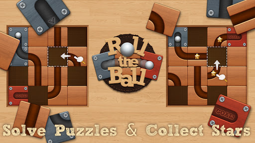 Roll the Ball® - slide puzzle  screenshots 3