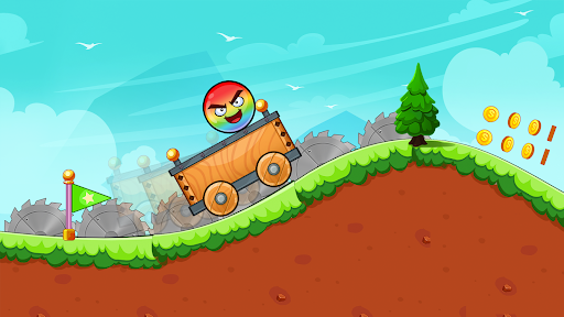 Color Ball Adventure apkpoly screenshots 5