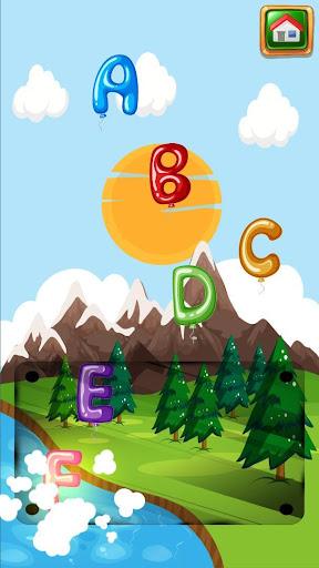Educational Balloons: Alphabet Numbers Shapes 2.6 screenshots 2