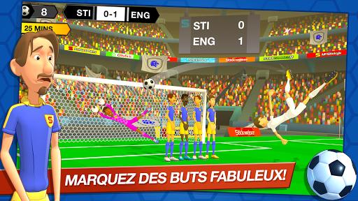 Télécharger Gratuit Stick Soccer 2  APK MOD (Astuce) screenshots 1