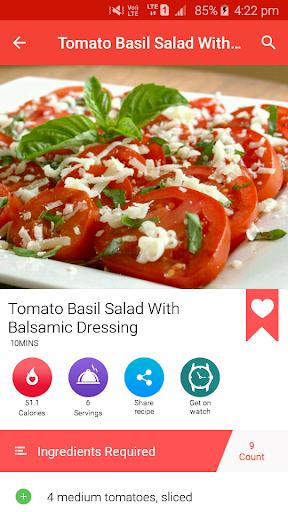 Foto do Salad Recipes