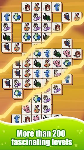 Connect Animal Renew u2013 Classic Matching Puzzle 1.8 screenshots 4