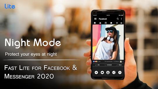 Fast Lite for Facebook & Messenger 2020 1