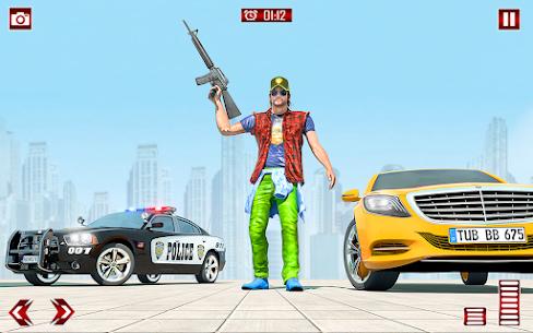Grand Gangster Crime City War:Gangster Crime Games 5