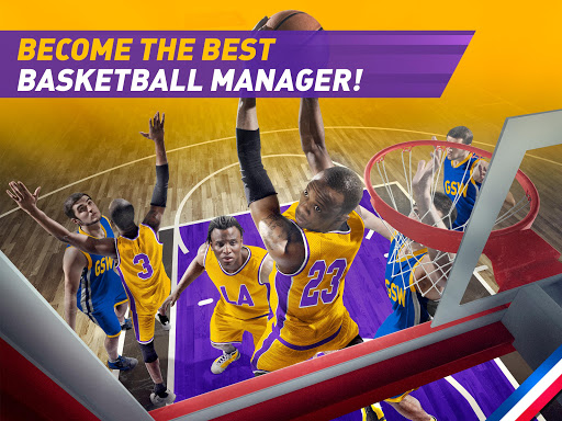Basketball Fantasy Manager 2k20 ud83cudfc0 NBA Live Game 6.20.010 screenshots 1