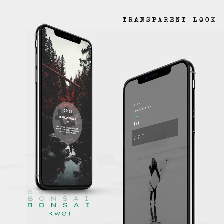 Bonsai KWGT  poster 4