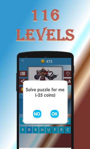 Quiz Legends. Guess the Hero apkpoly screenshots 4