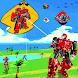 Robots Kites Flying: Kite Flying Games 2021