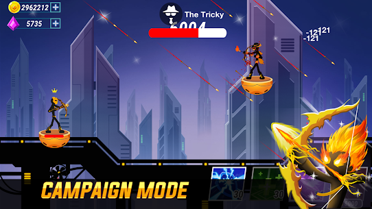 Bowman: Stickman Archero Mod Apk (God Mod + No Ads) 1
