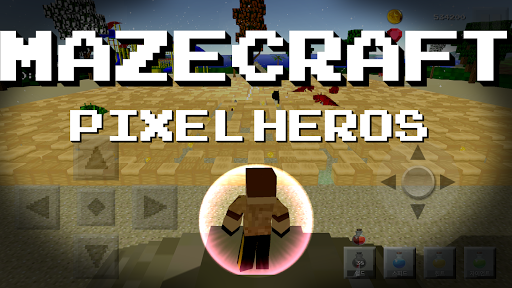 Maze Craft : Pixel Heroes 1.35 screenshots 11