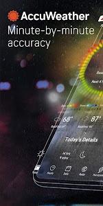 AccuWeather: Weather alerts & live forecast info 7.13.0-4-google