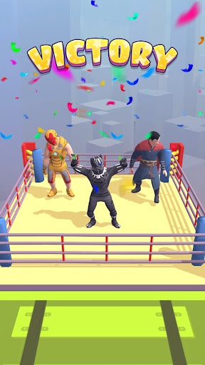 Superhero Run - Epic Transform Race 3D  screenshots 20