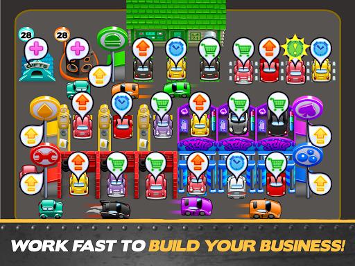 Tiny Auto Shop - Car Wash and Garage Game screenshots 11