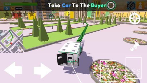 Rage City - Open World Driving And Shooting Game Apkfinish screenshots 8