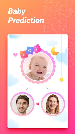 Fantastic Face u2013 Aging Prediction, Face - gender 2.3.1 screenshots 6