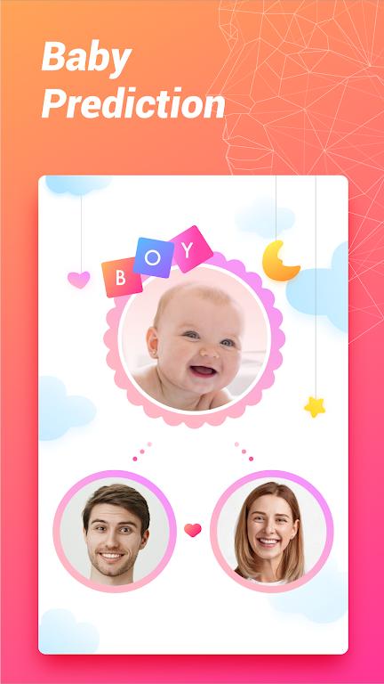Fantastic Face – Aging Prediction, Face - gender  poster 5