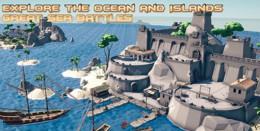 sea of bandits: pirates conquer the caribbean screenshot 1