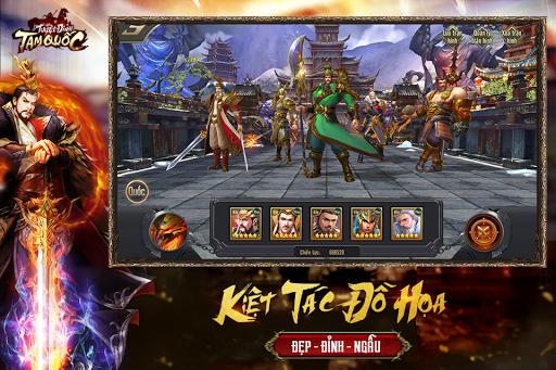 Tuyu1ec7t u0110u1ec9nh Tam Quu1ed1c - Tuyet Dinh Tam Quoc 1.0.52 screenshots 4